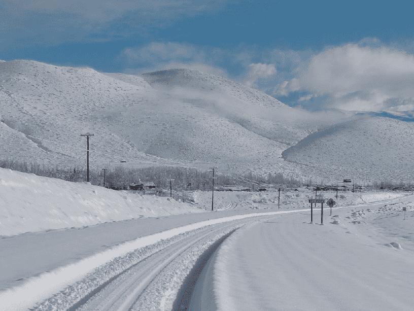 Clima na Argentina no Inverno