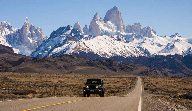 Carro na Argentina