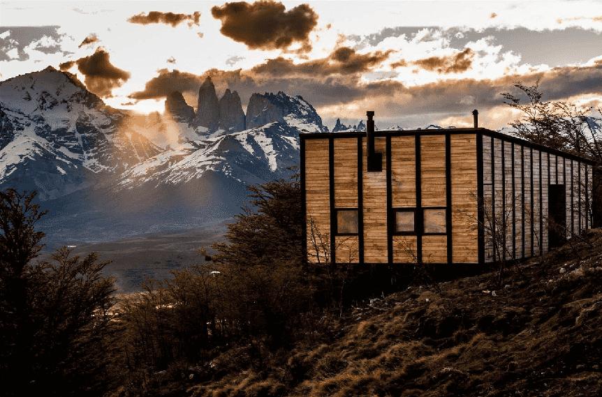 Hotéis no parque Torres Del Paine