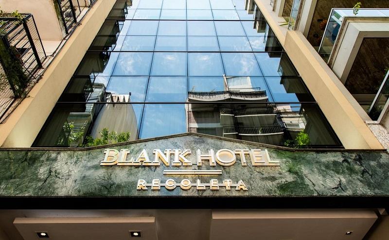 Hotel Blank Recoleta em Buenos Aires