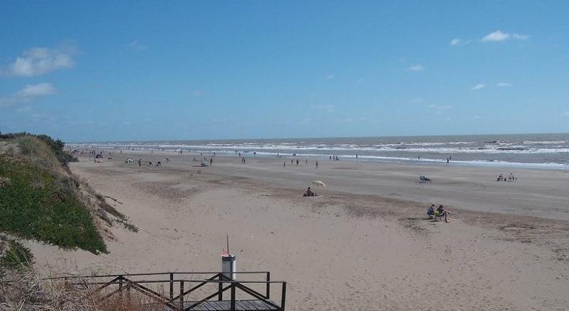 Praia de Las Toninas - Argentina