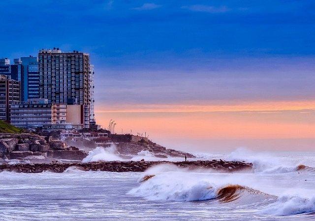 Praias na Argentina
