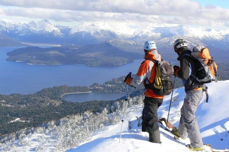 Quando é a temporada de neve e esqui na Argentina?