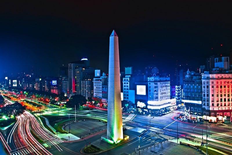 Seguros para o aluguel de carro em Buenos Aires