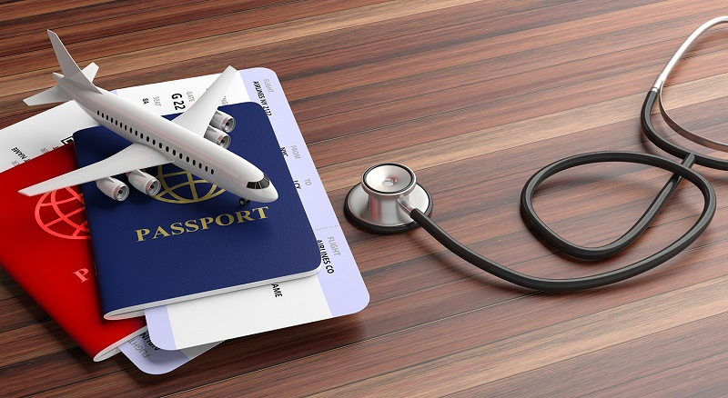 Assistência médica em Seguro Viagem Internacional