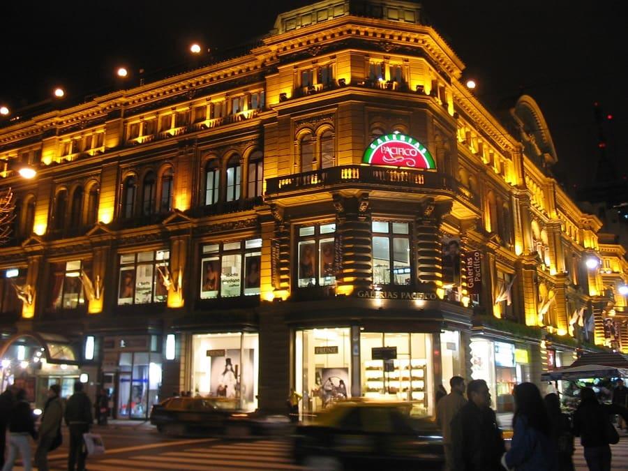 Galerías Pacifico em Buenos Aires