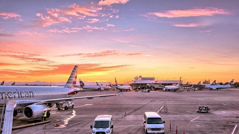 Aeroporto de Buenos Aires - Argentina