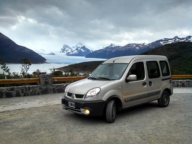 Aluguel de carro em Bariloche