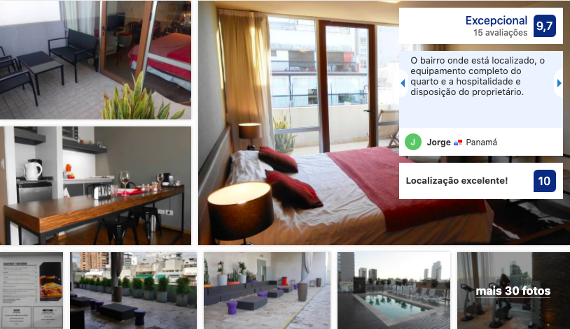 Aspen Suites Hotel em Buenos Aires