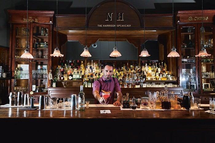 Bar Nicky Harrison em Buenos Aires