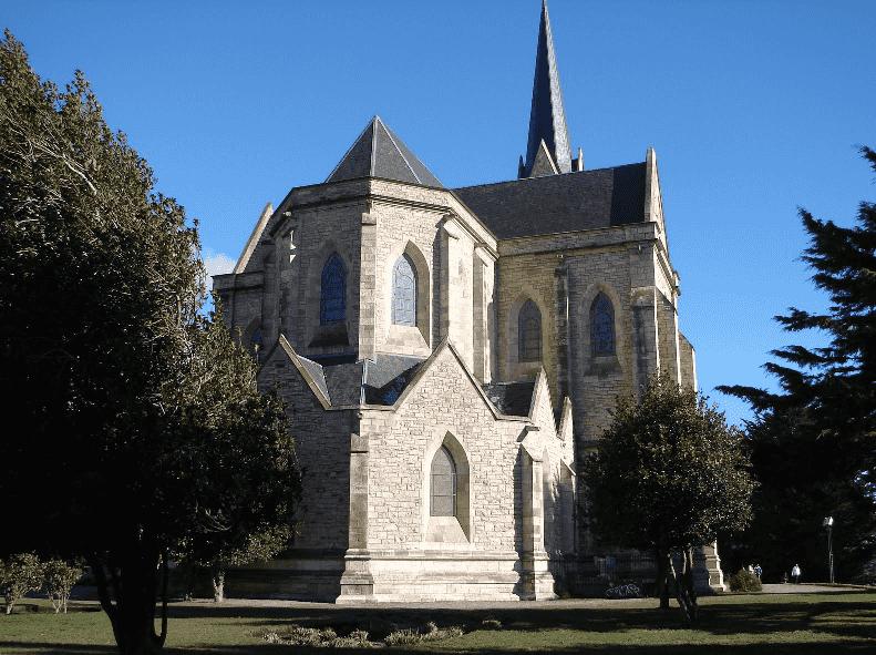 Catedral de Bariloche na Argentina