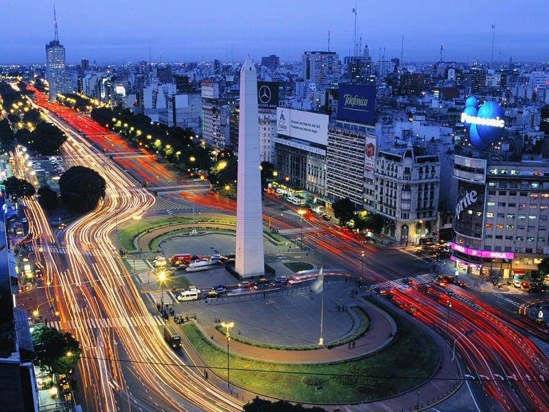 Centro em Buenos Aires