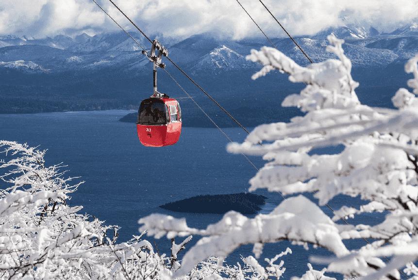 Cerro Otto em Bariloche na Argentina