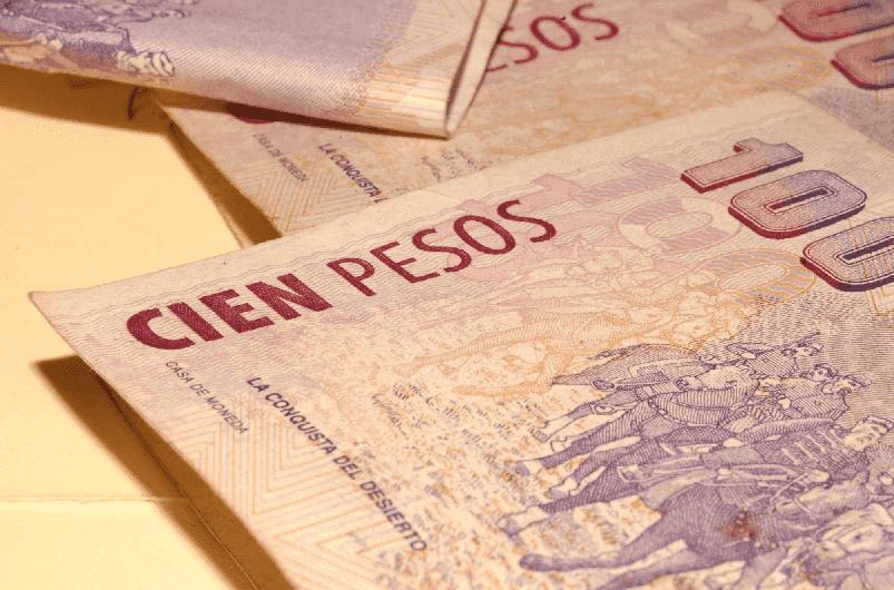 Peso argentino em espécie - Dicas