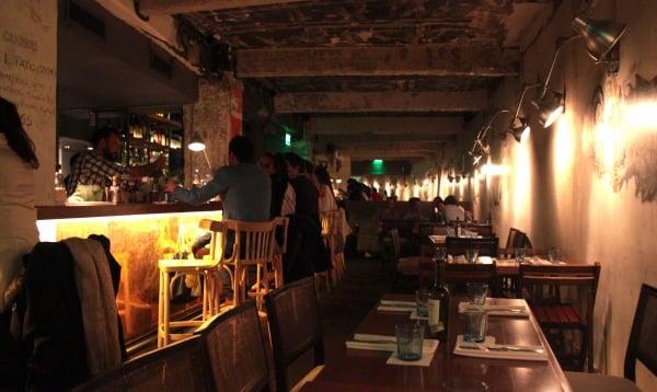 Bar Florencia Atlântico em Buenos Aires