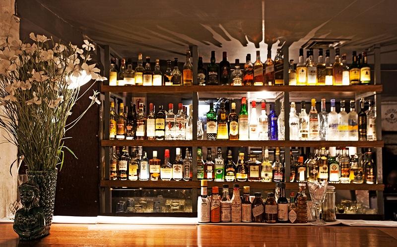 Bar Floreria Atlânticoem Buenos Aires