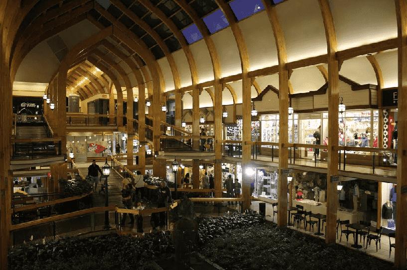 Galeria Del Sol em Bariloche na Argentina