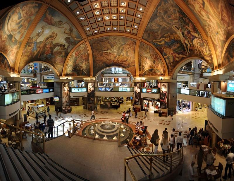 Galerias Pacífico em Buenos Aires