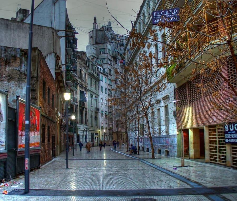 Inverno em Buenos Aires