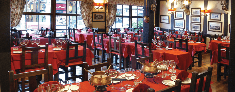 Restaurante La Marmite em Bariloche