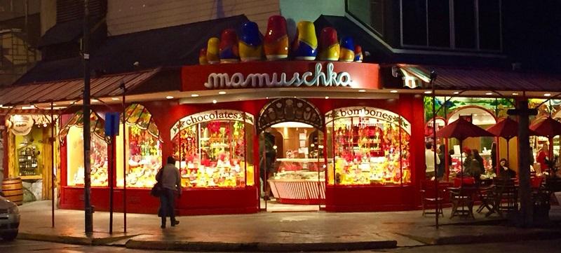 Compras na loja Mamuschka em Bariloche