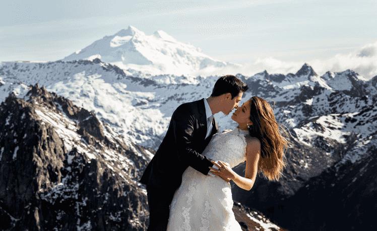 Lua de mel em Bariloche