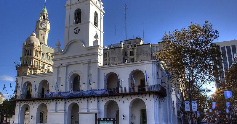 Museu Histórico Nacional de Cabildo e da Revolução de Maio em Buenos Aires