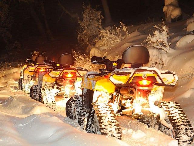 O que fazer à noite em Bariloche