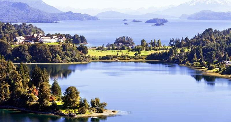 Paisagem de Bariloche - Argentina
