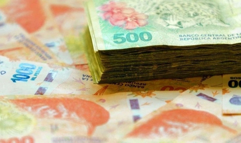 Pesos argentinos para viagem em Bariloche