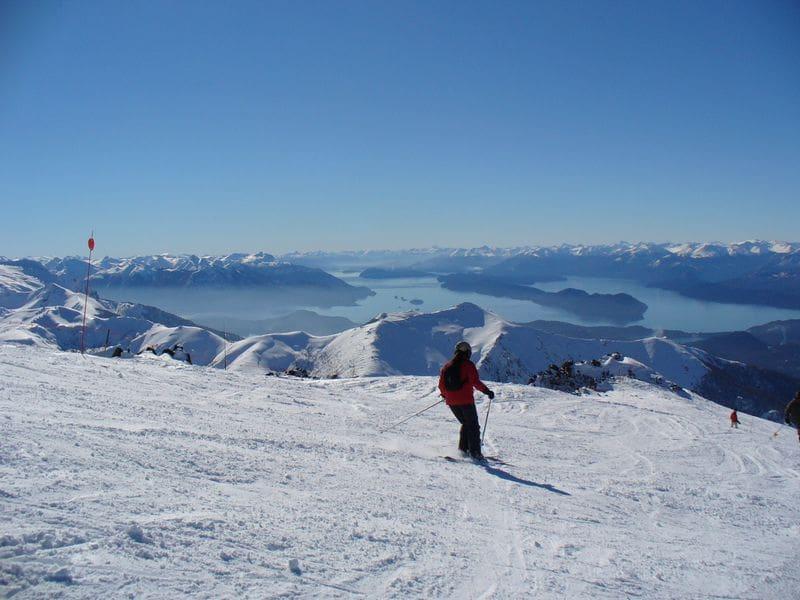 Pistas de esqui em Bariloche