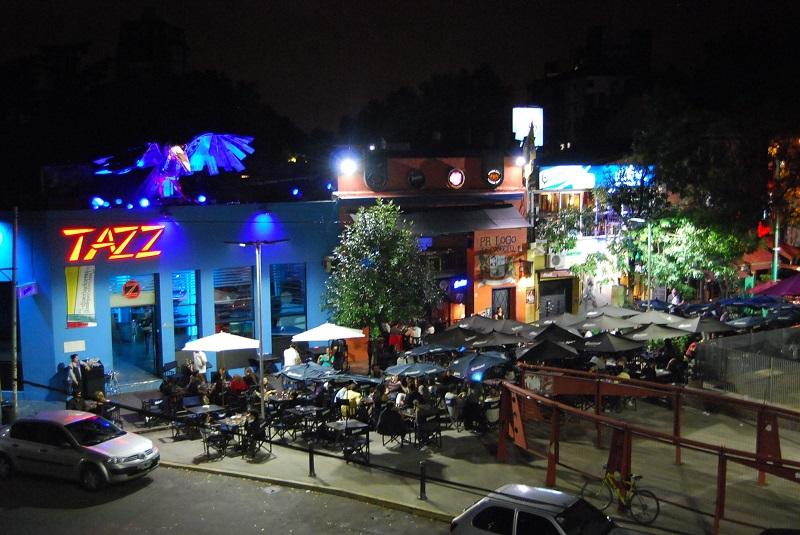 Noite em Palermo - Buenos Aires