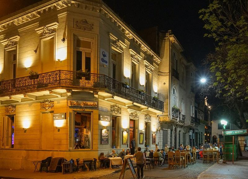 San Telmo em Buenos Aires