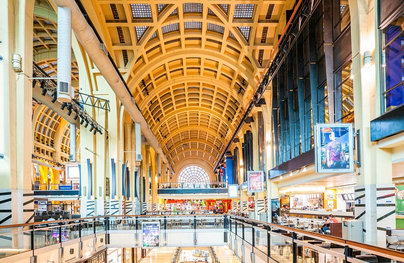 Shopping Del Abasto em Buenos Aires