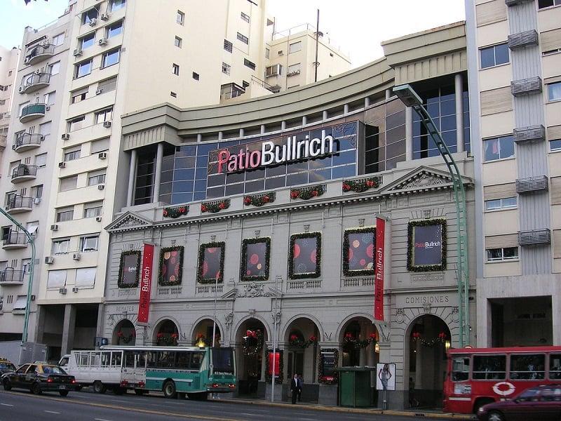Shoppings em Buenos Aires