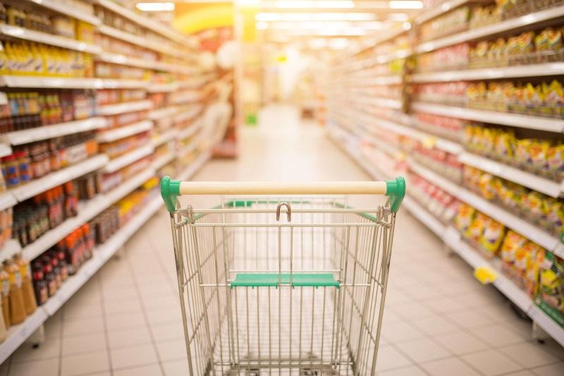 Compras nos supermercados em Buenos Aires