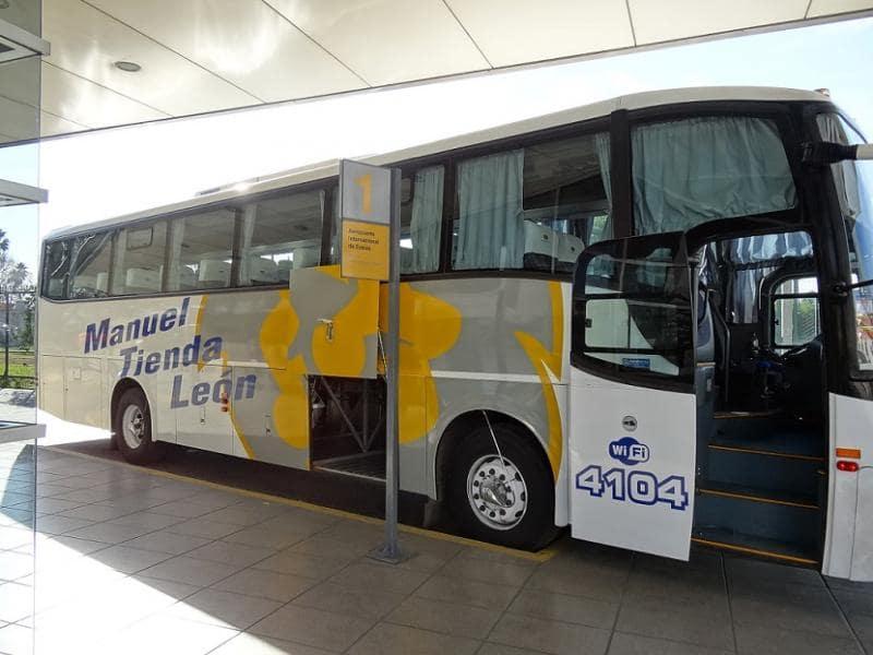 Como ir de ônibus do Aeroporto de Ezeiza até o centro turístico de Buenos Aires