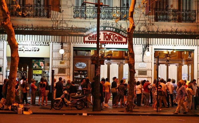 Dia 1 em Buenos Aires