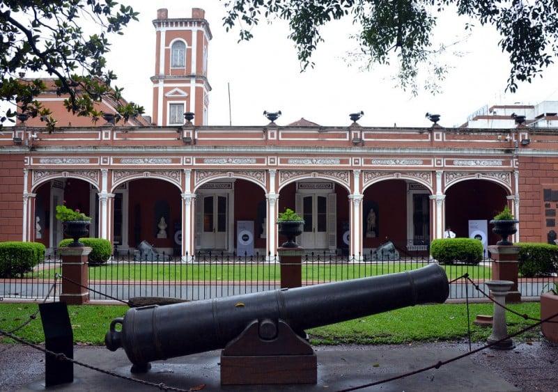 Museu Histórico Nacional em Buenos Aires
