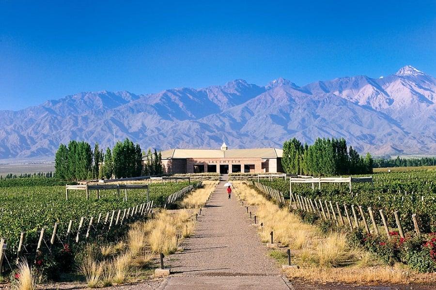 Rota dos Vinhos na Argentina