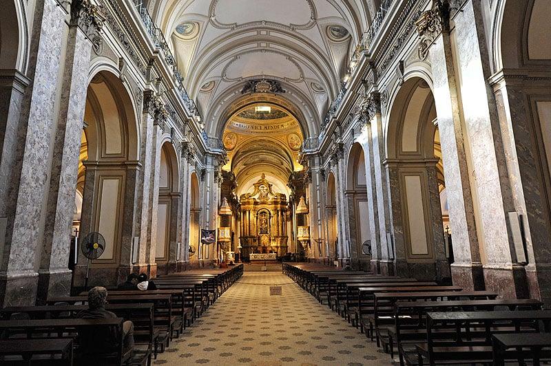História da Catedral Metropolitana de Buenos Aires