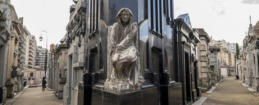Visita ao Cemitério da Recoleta