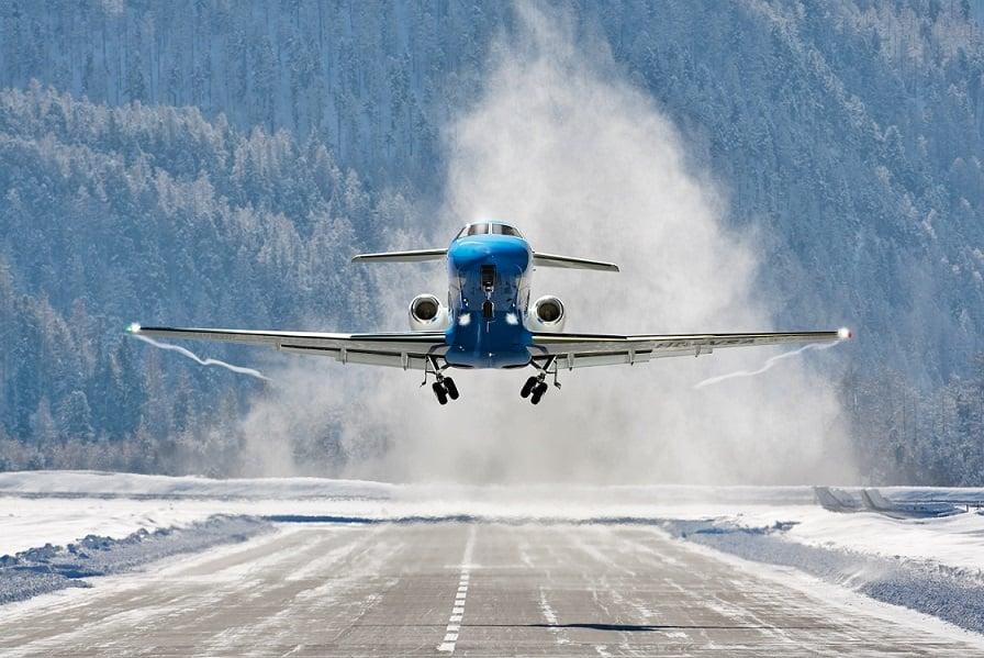 Tempo de avião até Bariloche