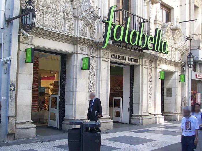 Compras na Calle Florida em Buenos Aires