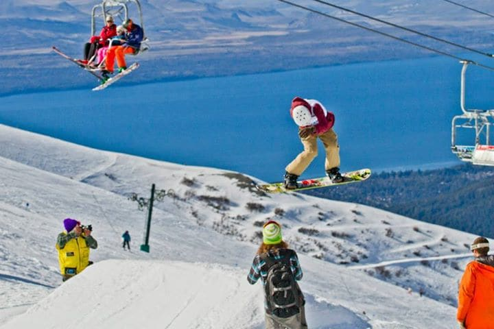Onde esquiar em Bariloche