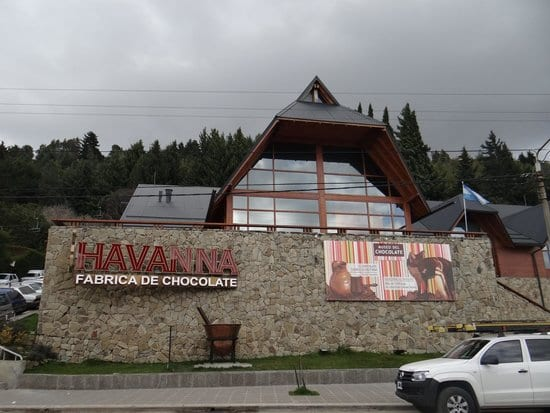 Museu do Chocolate em Bariloche