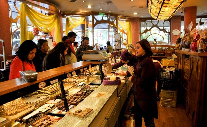 Onde comprar chocolate em Bariloche