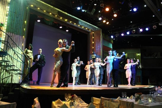 Show de Tango no Madero Tango
