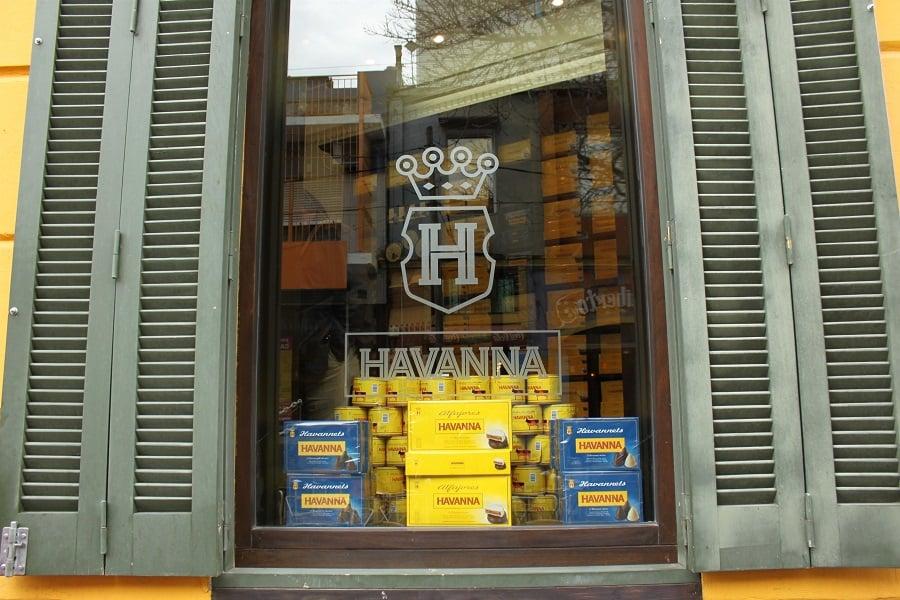 História dos Cafés Havanna
