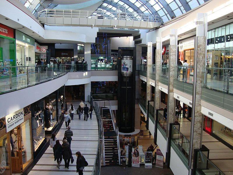 Shopping Alto Palermo em Buenos Aires